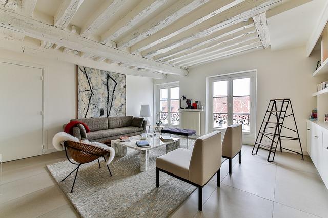 Obývací pokoj Skandinávie