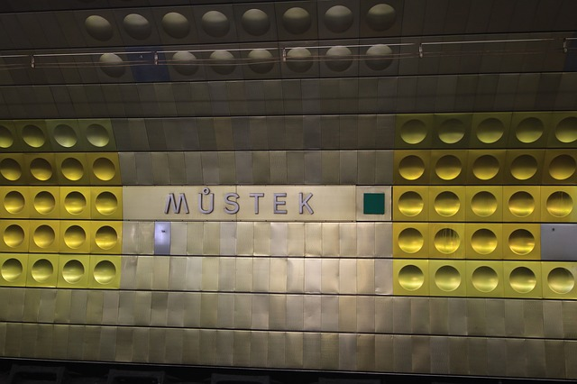 metro Můstek