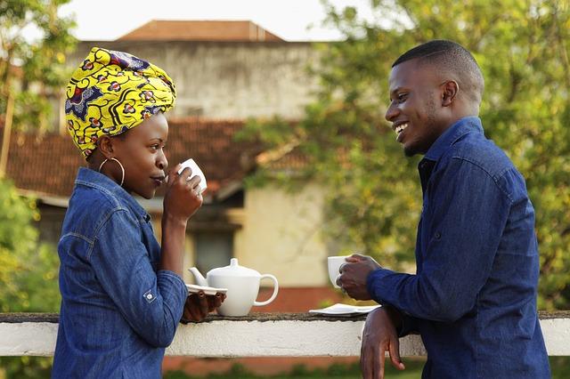 lidé z ugandy