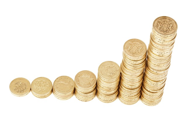 komínky peněz