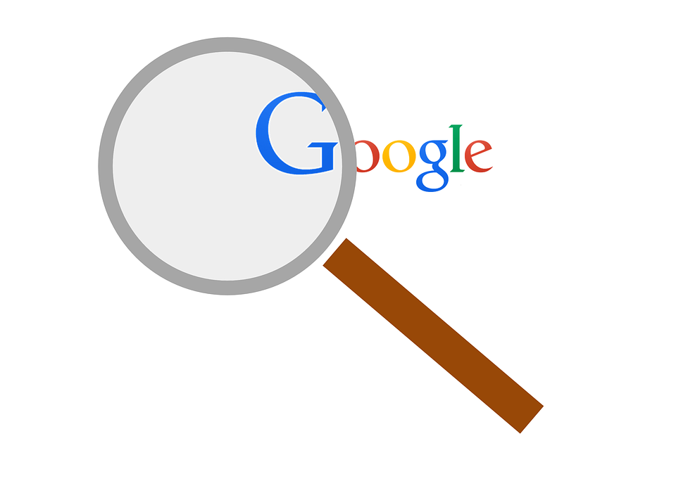 lupa a Google